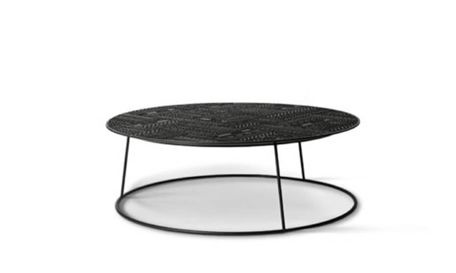 Ancestors Tabwa Round Coffee Table Living Cuchi Furniture