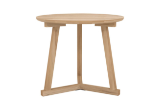 Large Tripod Side Table Front Preview