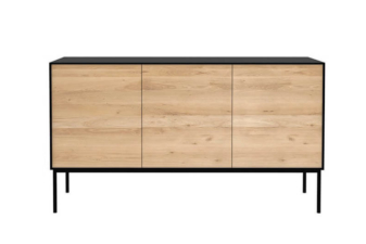 Oak blackbird sideboard 150.