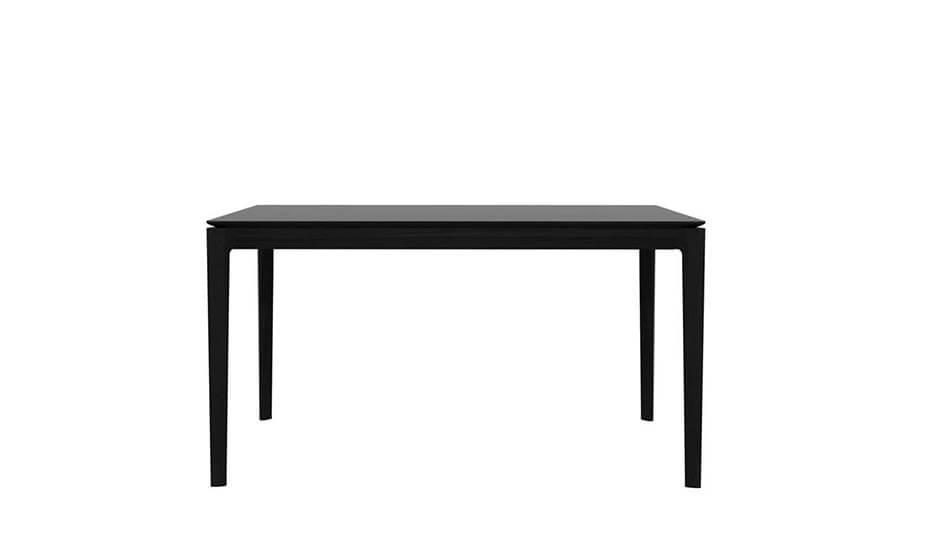 Oak Bok Dining Series Black Dining Tables Cuchi Furniture