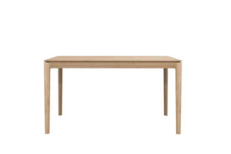 Oak Bok extendable dining table preview