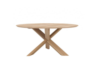 Oak Circle Dining table preview