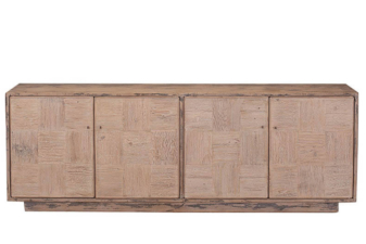Milan sideboard front product image.