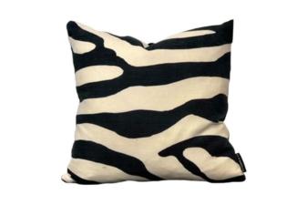 Kenya Black Cushion product shot.